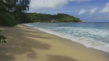 takamaka : Walking On Takamaka Beach, Mahe Island, Seychelles 7