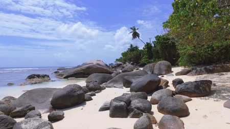 mahe : Walking Through The Rocks, Beau Vallon Beach, Mahe Island, Seychelles 4