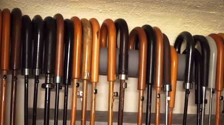 many different umbrella arms, umbrella repair shop