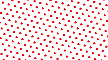 čmáranice : Background with animated hand drawn heart. Frame by frame animation