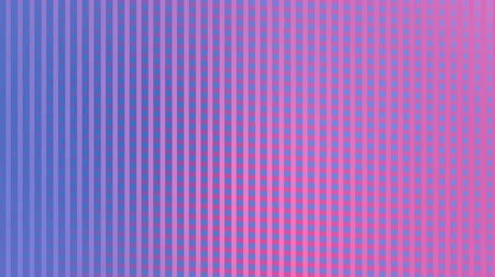 verificador : Digital generated video of multi color checkered pattern Stock Footage