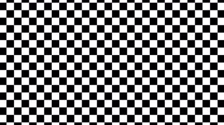 percepção : Checkerboard Pattern