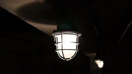 тусклый : Old Light Bulb. Light and darkness