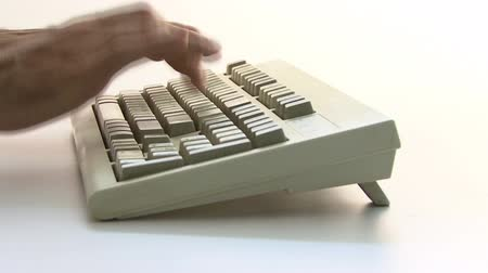 périphérique : PC Keyboard Typing