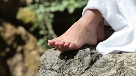 ayak parmakları : beauty female feet