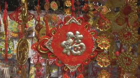 bugiganga : Lucky knot for Chinese New Year decoration