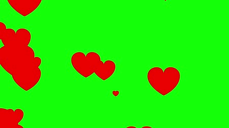 fondness : Animated 2d heart.