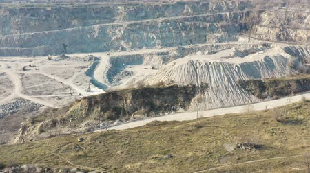 taş ocağı : Quarry for the extraction of rubble aerial survey