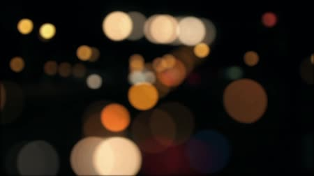 yuvarlak : Bokeh Circle City Full HD