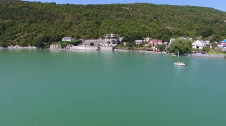 winogrona : beautiful summer day in Abrau-Dyurso, snato with wyote
