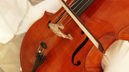 cselló : Playing the cello
