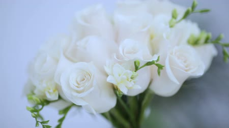 rosa : Beautiful wedding bouquet