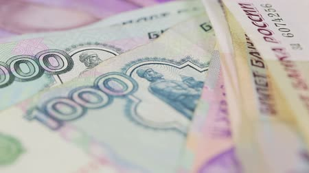 filigran : Hryvnia, rubles, dollars and euros rotate