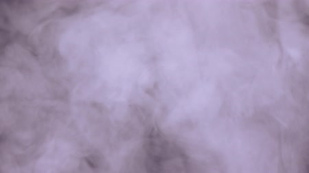 глыба : Abstract white water vapor on black background