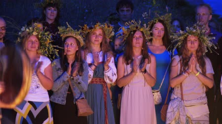 ethnography : Feast of Ivan Kupala