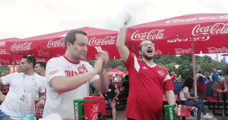 néző : Festival of fans of FIFA on the Sparrow Hills