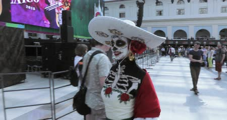 multikulturális : Mexican Carnival Celebration of the dead