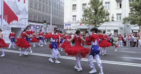 wrzesień : Ballet performance at the celebration