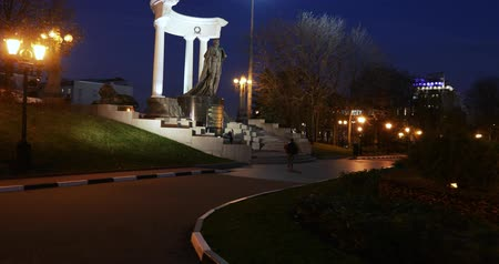 romanov : Monument to Alexander the Second