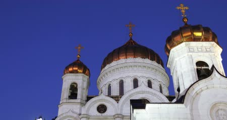 View of the Cathedral of Christ the Savior Vídeos
