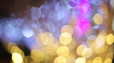 light leaks : new quality holiday universal motion dynamic animated background colorful joyful music nice video footage abstract circle background animation soft defocused blured light leak color lights Stock Footage