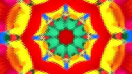 itens : Abstract effect tone a series of colourful Pinwheel made with paper such as wind blown freedom background Vídeos