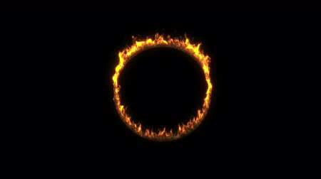 цирк : burning ring of fire