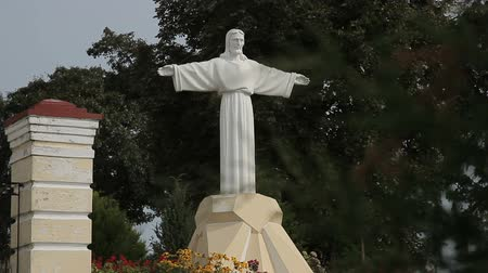 jesus christus : Sculpture of Jesus Videos