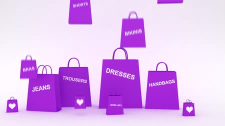 shoppingbags : Shopping tassen