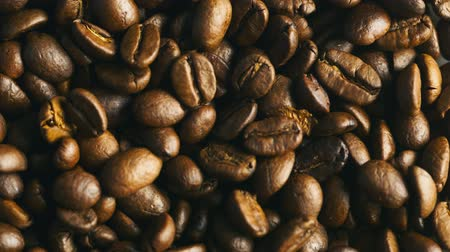 black coffee : Coffee beans