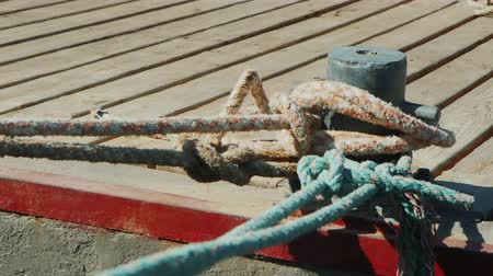 cordas : Mooring ropes and Mooring