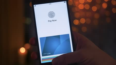 Making secure online payment using smartphone