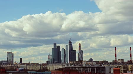 voyage affaire : Moscow International Business Center