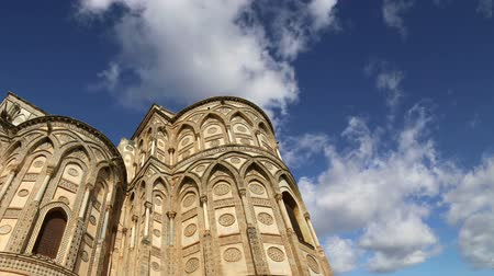catholic cathedral : Cathedral-Basilica of Monreale, is a Roman Catholic church in Monreale, Sicily, southern Italy