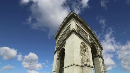 francja : Arc de Triomphe, Paris, France, Central Europe
