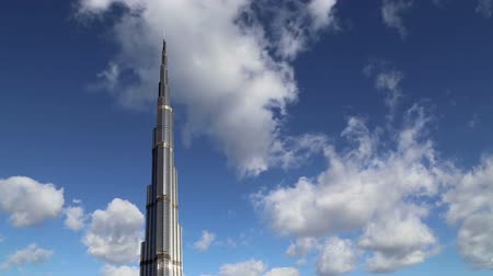 Объединенные Арабские Эмираты : Burj Khalifa Khalifa tower, known as Burj Dubai prior to its inauguration - is a skyscraper in Dubai