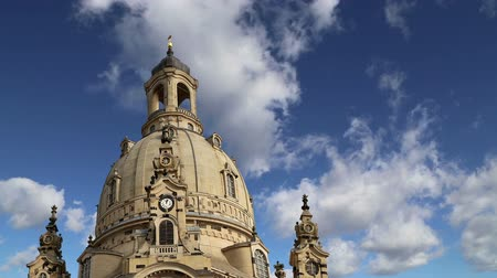 evangelical : Dresden Frauenkirche literally Church of Our Lady is a Lutheran church in Dresden, Germany