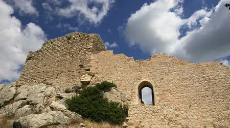 rhodes : Medieval Castle of Kritinia in Rhodes, Greece, Dodecanese: On a hill of 131m above the village of Kritinia, northern Rhodes, there are the ruins of a Medieval Castle