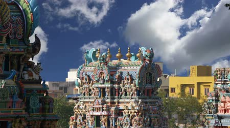 shiva : Meenakshi hindu temple in Madurai, Tamil Nadu, South India