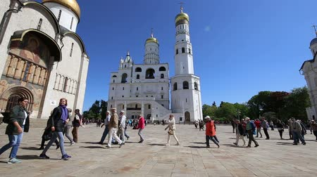 temple bell : Inside of Moscow Kremlin, Russia (day)