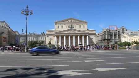 front national : Bolshoi Theater (Large, Great or Grand Theater, also spelled Bolshoy), Moscow, Russia
