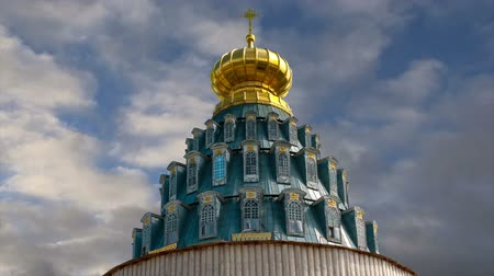 Иерусалим : Resurrection Monastery, Russian Orthodox Church in Moscow region, Russia