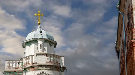 yerler : Resurrection Monastery, Russian Orthodox Church in Moscow region, Russia
