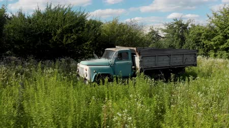 ピックアップ : Abandoned Old Rusty Soviet Truck Car Chernobyl