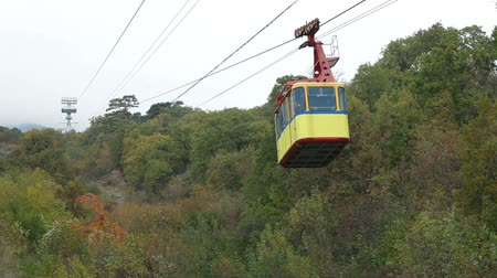 kabely : Mountain Cable Car