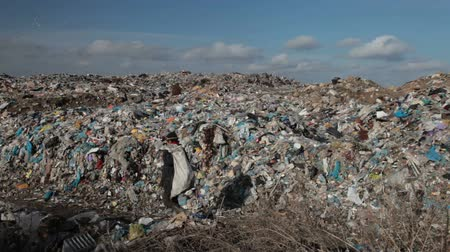 guba : Working in a landfill