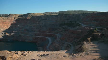 шахта : Open Pit stone Mine