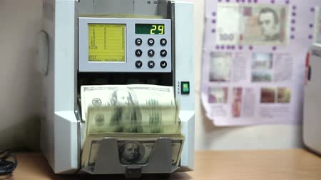 dolar : Money Counting Machine Dostupné videozáznamy