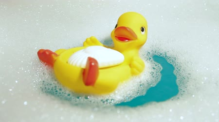 kaczka : Rubber Duck and Soap