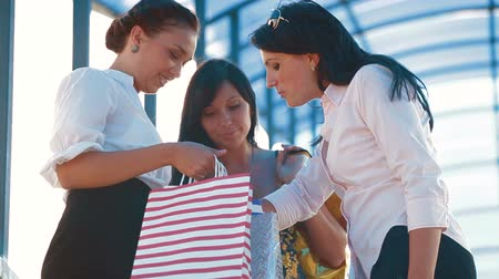 clothing : Three Women Shopping